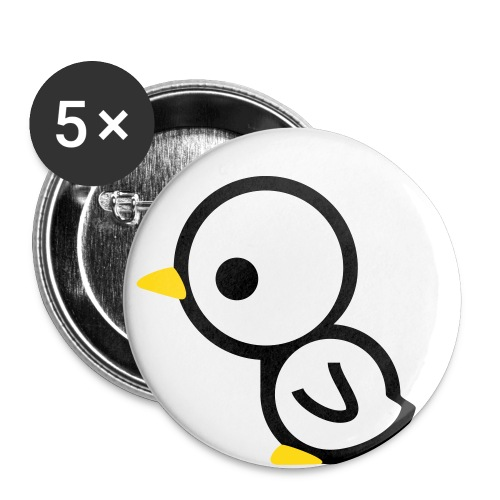 Buttons/birdie - Small Buttons
