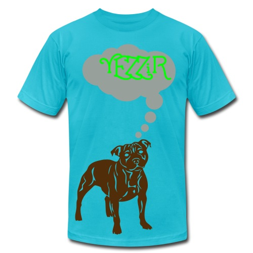 Yezzir - Dog Tank 2 - Men's Fine Jersey T-Shirt