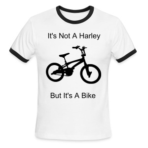 Not A Harley - Men's Ringer T-Shirt