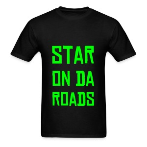 starr on da roads - Men's T-Shirt
