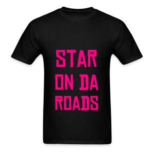 star on da roads tee - Men's T-Shirt