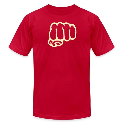 Fist - Men's Fine Jersey T-Shirt