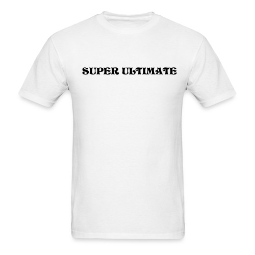 Super Ultimate - Men's T-Shirt