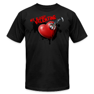T-Shirts ~ Men's T-Shirt by American Apparel ~ My Bloody Valentine