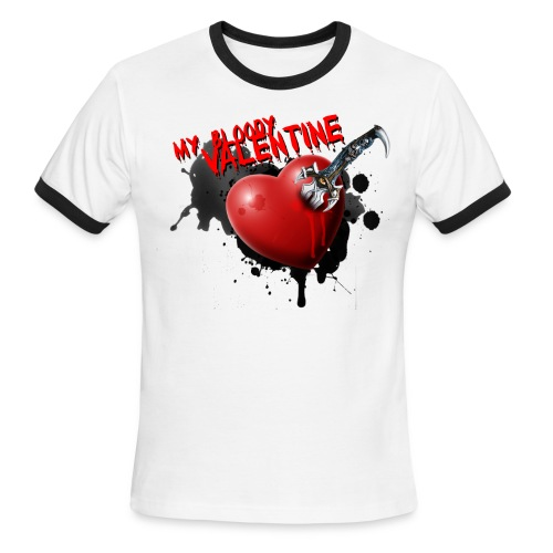 My Bloody Valentine - Men's Ringer T-Shirt
