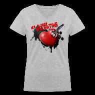 Women's T-Shirts ~ Women's V-Neck T-Shirt ~ My Bloody Valentine