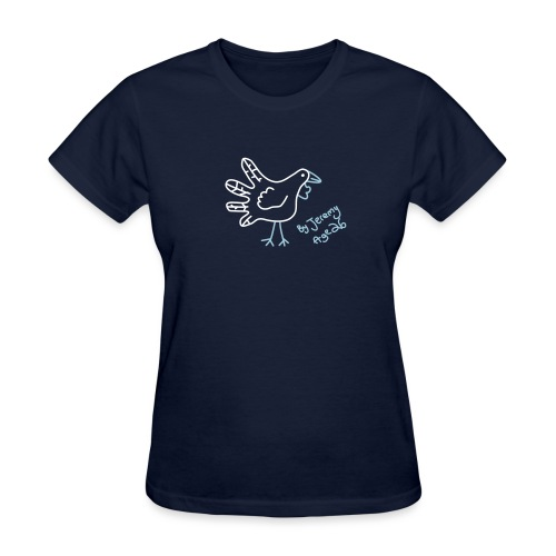 [handturkey] - Women's T-Shirt