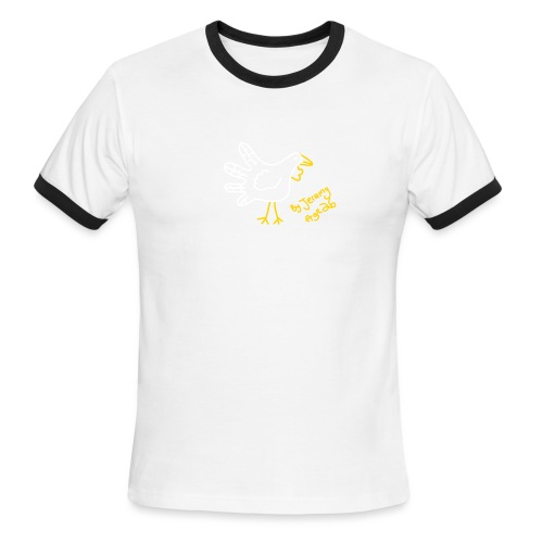 [handturkey] - Men's Ringer T-Shirt