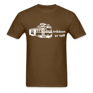 Trikken-shirt - Men's T-Shirt