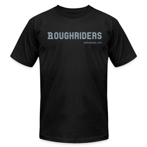 Roughriders Tee - Men's Fine Jersey T-Shirt
