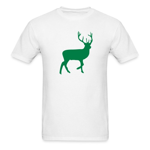 Teal deer - Men's T-Shirt
