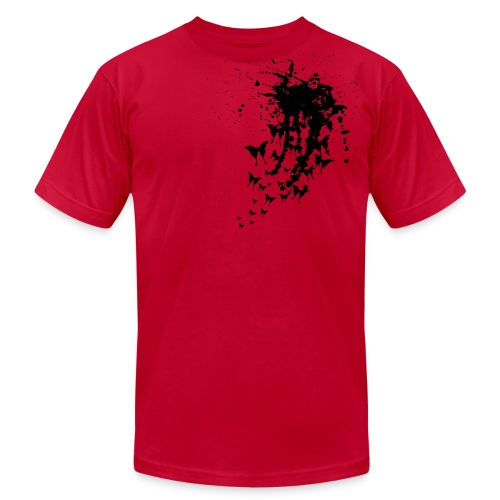JETS Splat II - Men's Fine Jersey T-Shirt