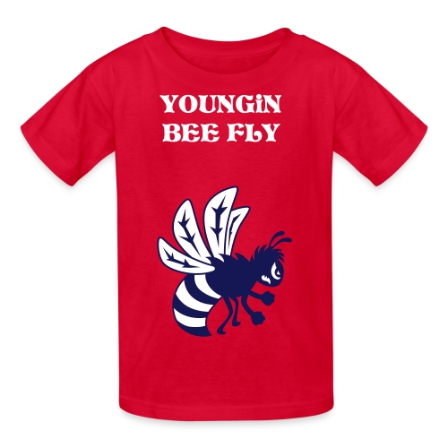 BEE FLY kids tee - Kids' T-Shirt