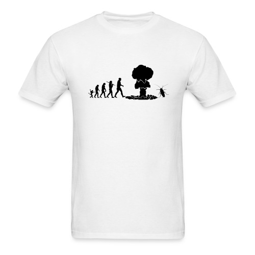 How Roaches Rule - Men's T-Shirt