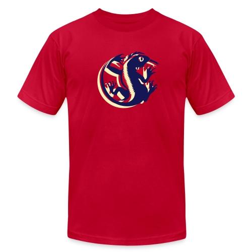 Lizard - Men's  Jersey T-Shirt