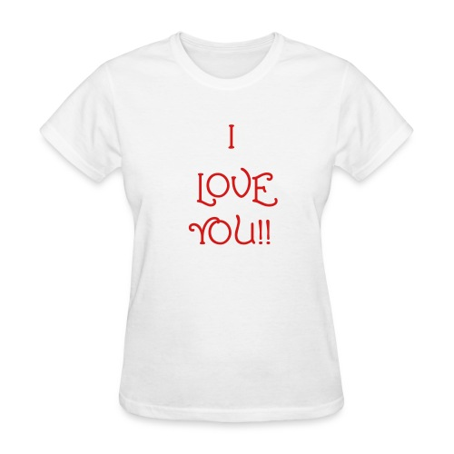 Valentine's or Anytime T-Shirt - Women's T-Shirt