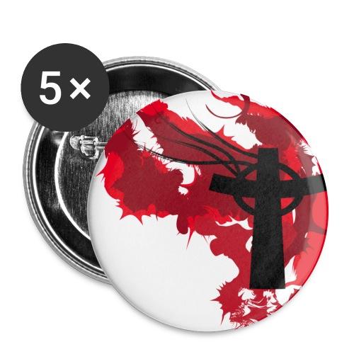 Jesus-Y.M.C.A. - Large Buttons