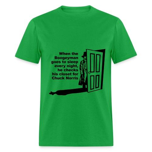The Man Of The Door - Men's T-Shirt