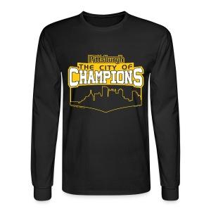 City of Champions - Men's Long Sleeve T-Shirt
