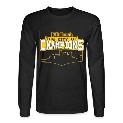 City of Champions - Men's Long Sleeve T-Shirt