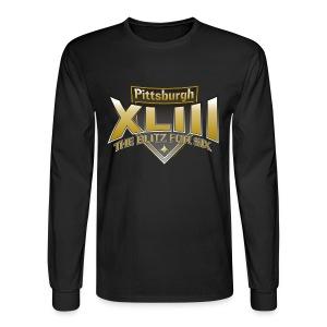 Blitzburgh XLIII - Men's Long Sleeve T-Shirt