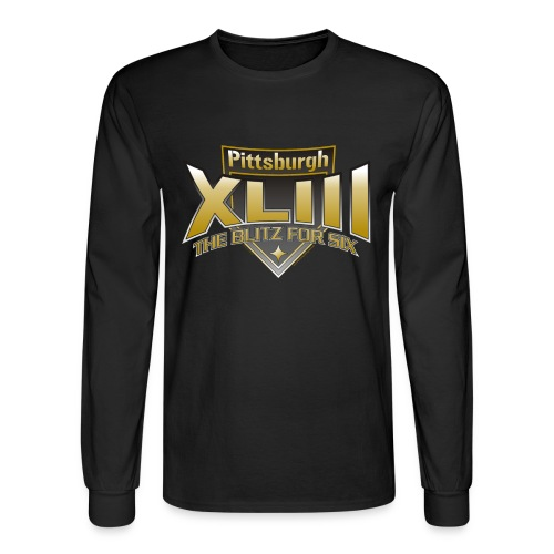Blitzburgh XLIII - Men's Long Sleeve T-Shirt
