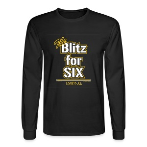 The Blitz for Six - Men's Long Sleeve T-Shirt