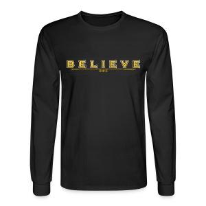 BELEIVE - Men's Long Sleeve T-Shirt