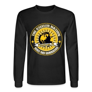 Steeler Nation - Men's Long Sleeve T-Shirt