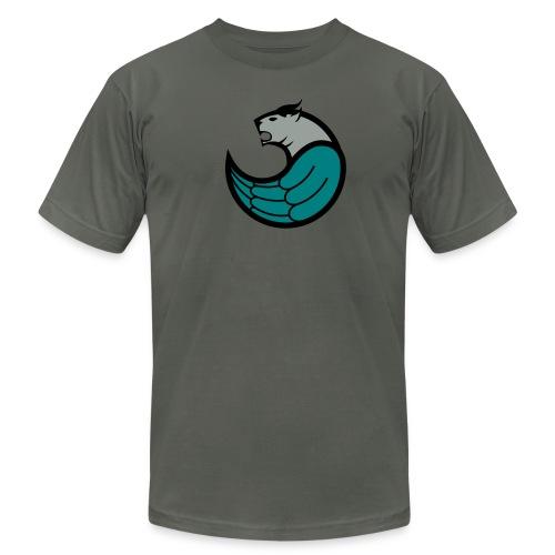winged lion-bull - Men's  Jersey T-Shirt