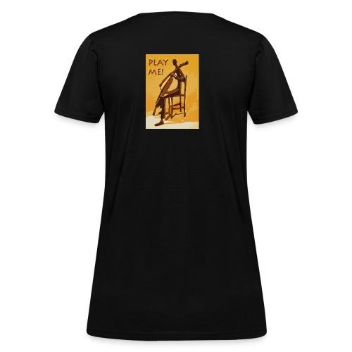 PLAY ME T-SHIRT - Women's T-Shirt