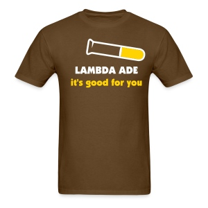 Lambda Ade Shirt - Men's T-Shirt