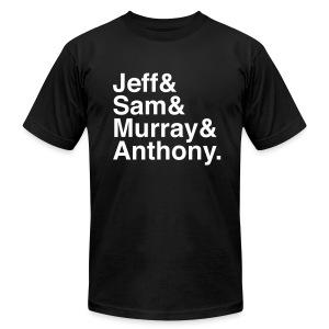 The Wiggles - Men's Fine Jersey T-Shirt