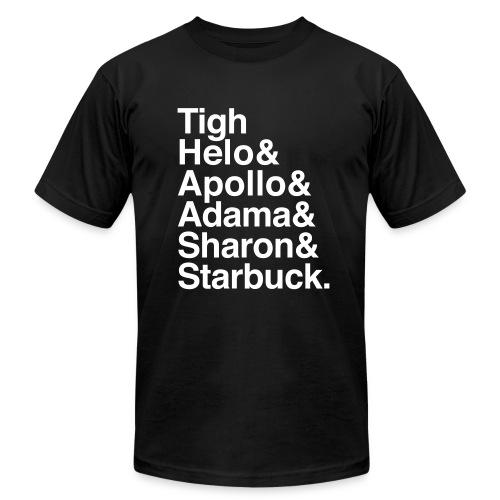 Battlestar Galactica v2 - Men's Fine Jersey T-Shirt