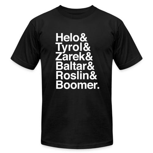 Battlestar Galactica v3 - Men's Fine Jersey T-Shirt