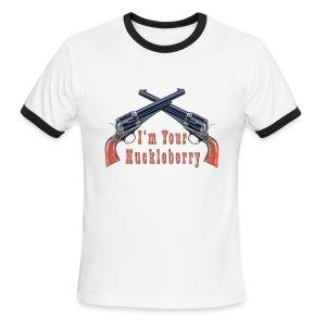 Huckleberry - Men's Ringer T-Shirt