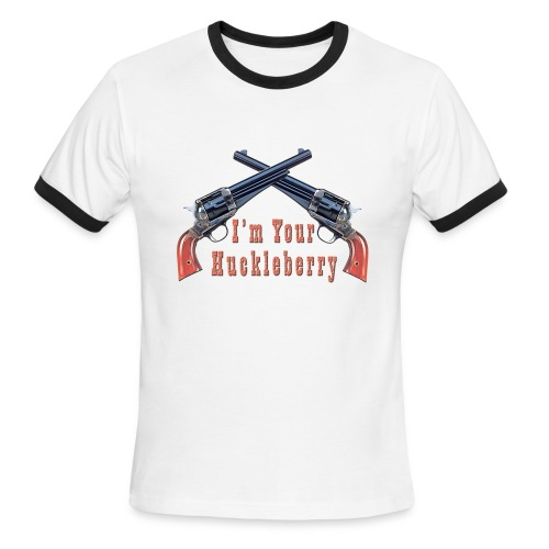 Huckleberry - Men's Ringer T-Shirt