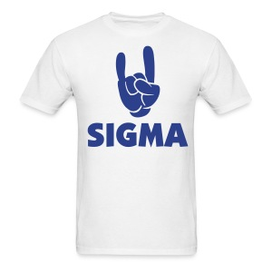 SIGMA handsign - Men's T-Shirt