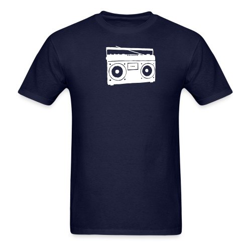 Boom Box - Men's T-Shirt
