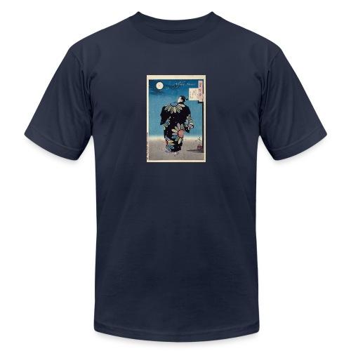 alpha moon (Yoshitoshi) - Men's Fine Jersey T-Shirt