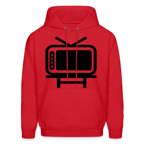 big tv main - Men's Hoodie