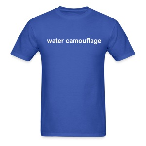 water camouflage - Men's T-Shirt