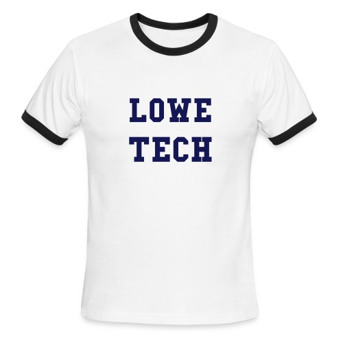 Lowe Tech College - Men's Ringer T-Shirt