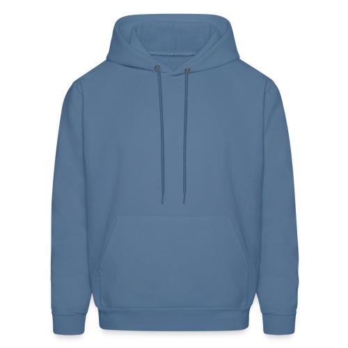 Green Hooded Sweatshirt - Men's Hoodie