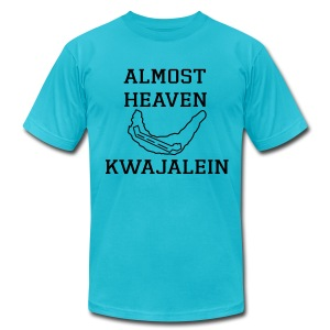 Customizable KWAJ KID TEE - Men's Fine Jersey T-Shirt