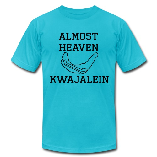 Customizable KWAJ KID TEE - Men's Fine Jersey T-Shirt