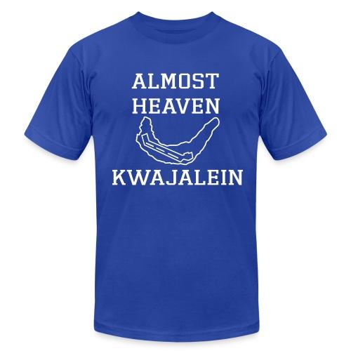 Almost Heaven Simple Tee - Men's  Jersey T-Shirt