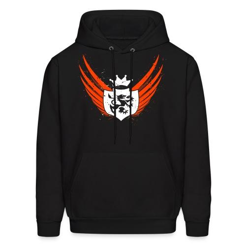 Orange Wings Hoodie - Men's Hoodie