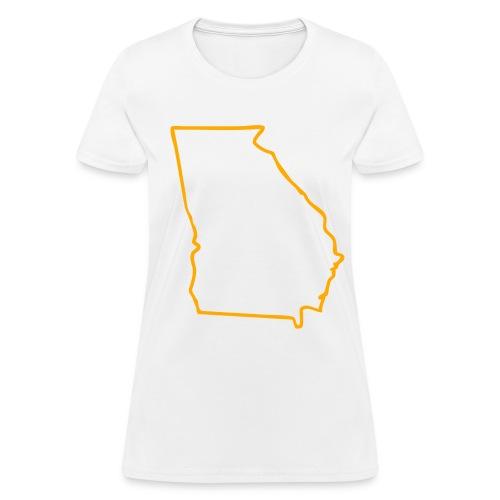 Georgia Girl - Women's T-Shirt