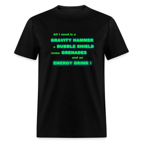 Energy Drink - Men's T-Shirt